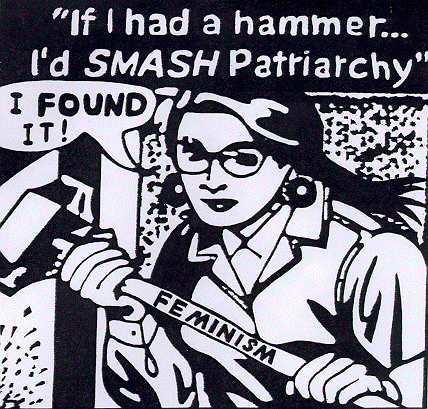 radical feminism: the only hope for the Left